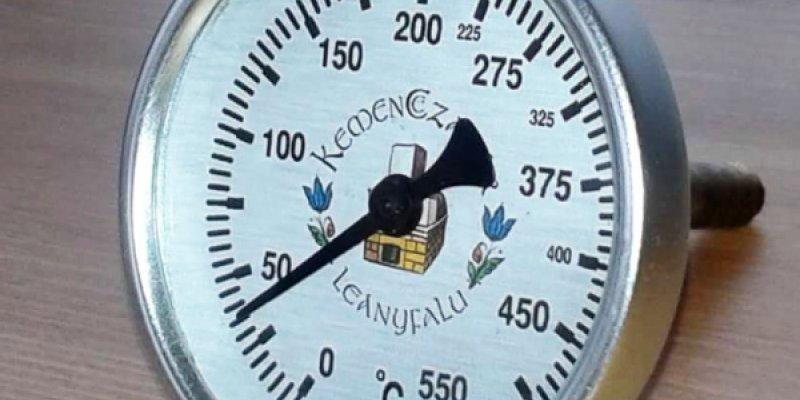 Kemence hőmérő - garantált…